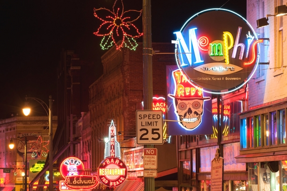 Memphis: From Beale Street to Graceland