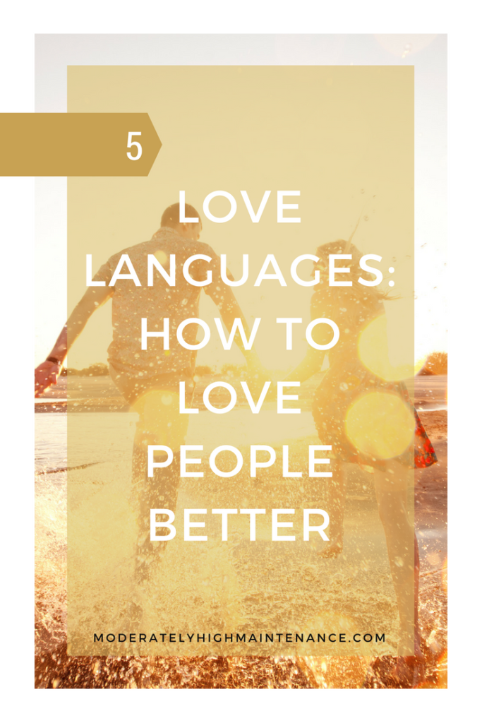 Have you ever wondered if the affection that you have for your loved ones is translating well? There are 5 love languages that humans give and receive love.