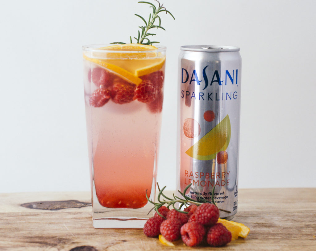 Harvest Sparkler Mocktail