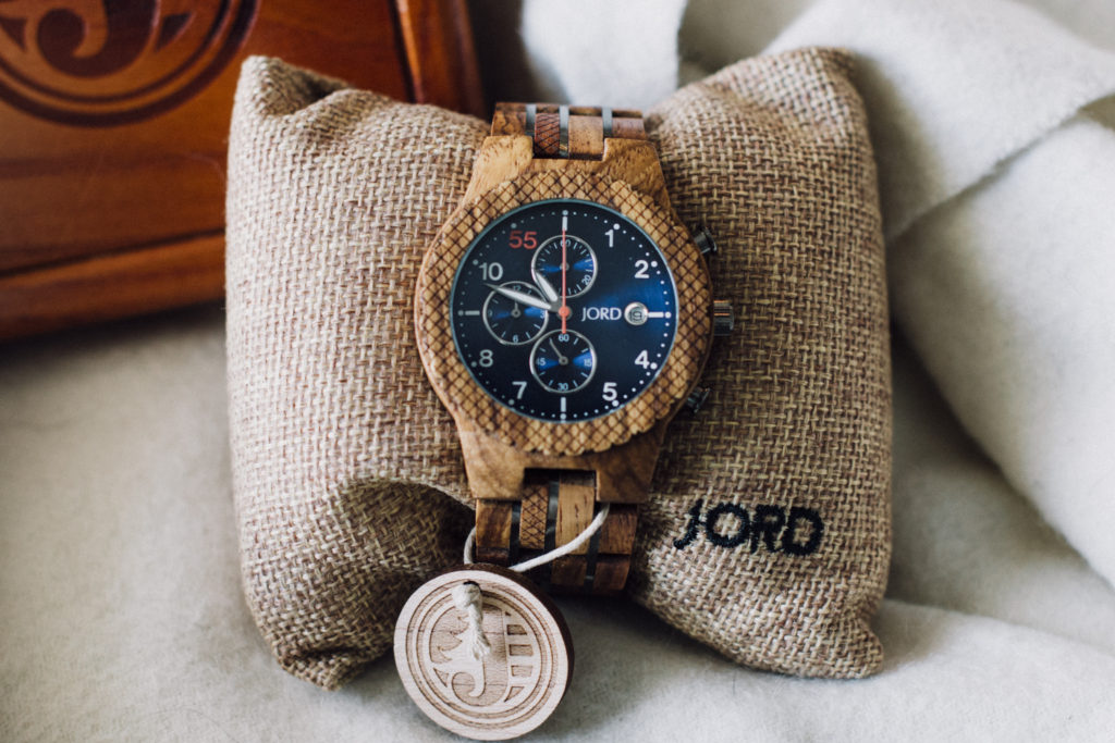 Time Flies with Jord Watches