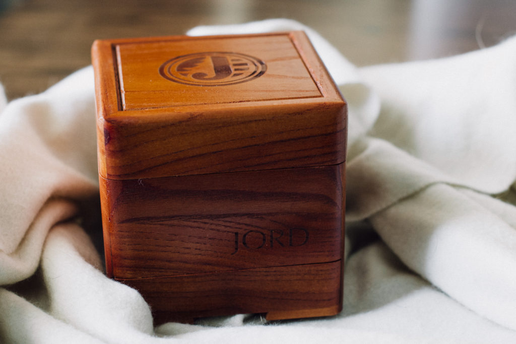 Jord Wooden Watch Gift Box