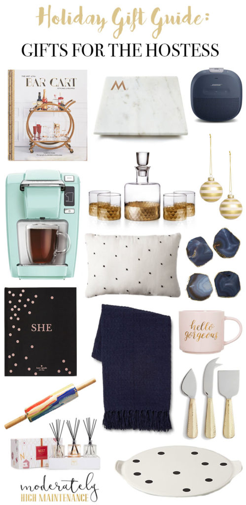 It is always nice to show up with a little gift for your hostess.  I have compiled a list of my favorite hostess gifts for every budget!
