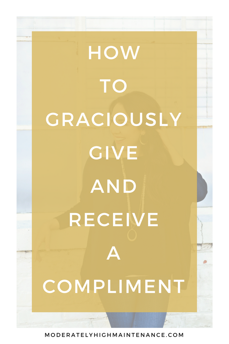There is nothing more beautiful than someone who goes out of their way to make life beautiful for others. Here is how to give and receive a compliment.