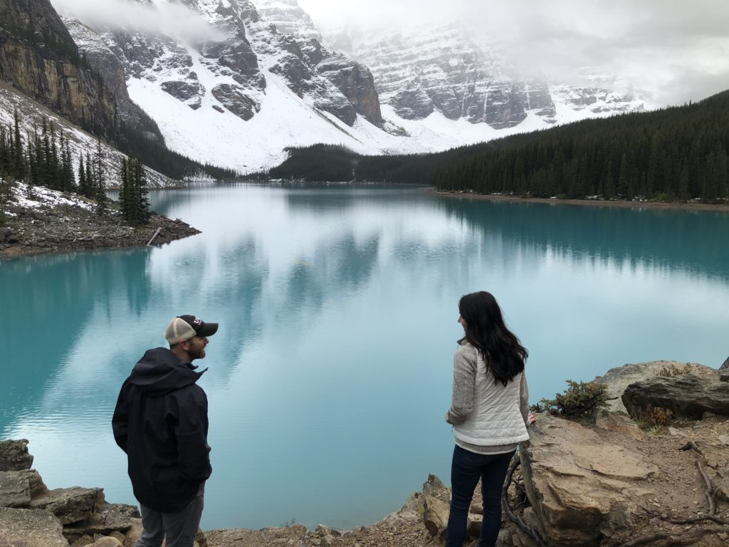 A Complete Banff National Park Travel Guide featured by top US travel blogger, Moderately High Maintenance