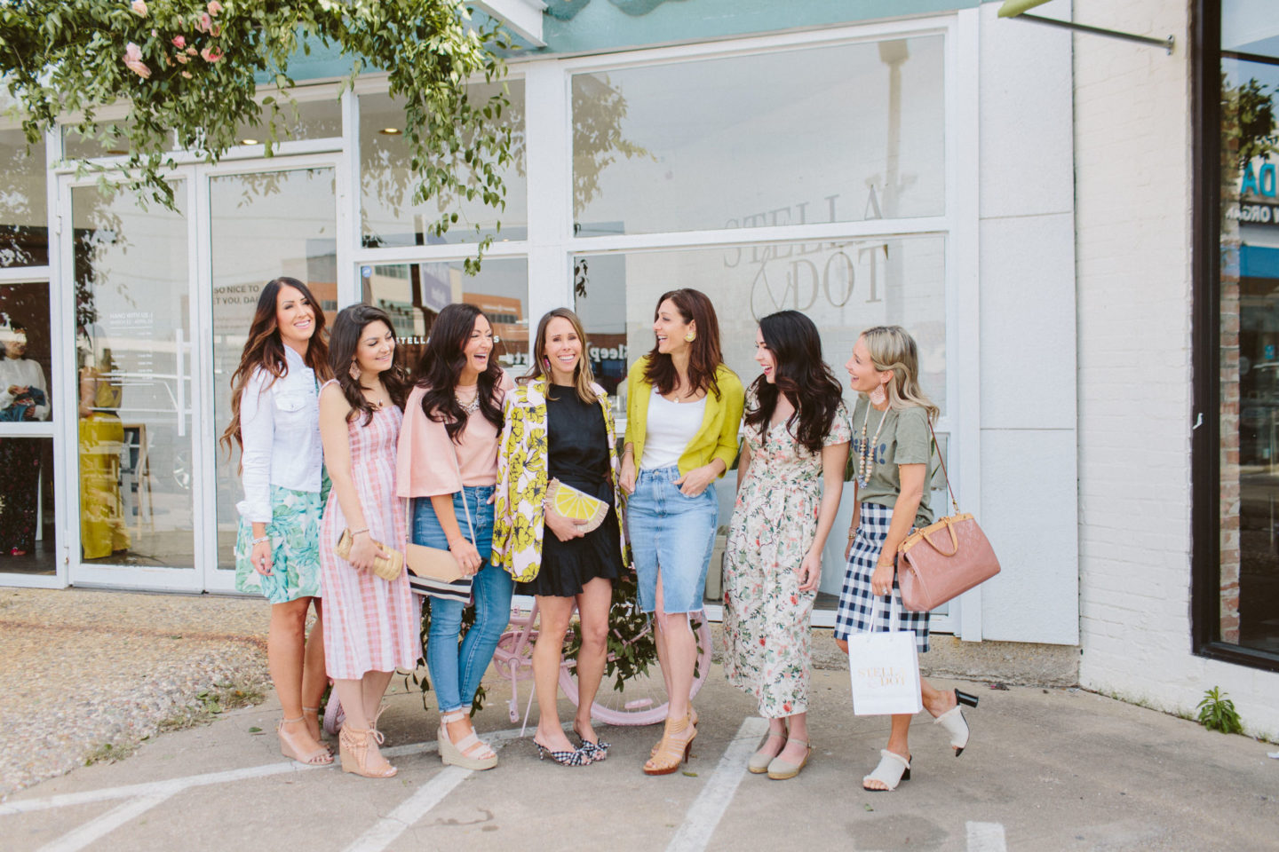Stella & Dot Pop Up Shop Dallas