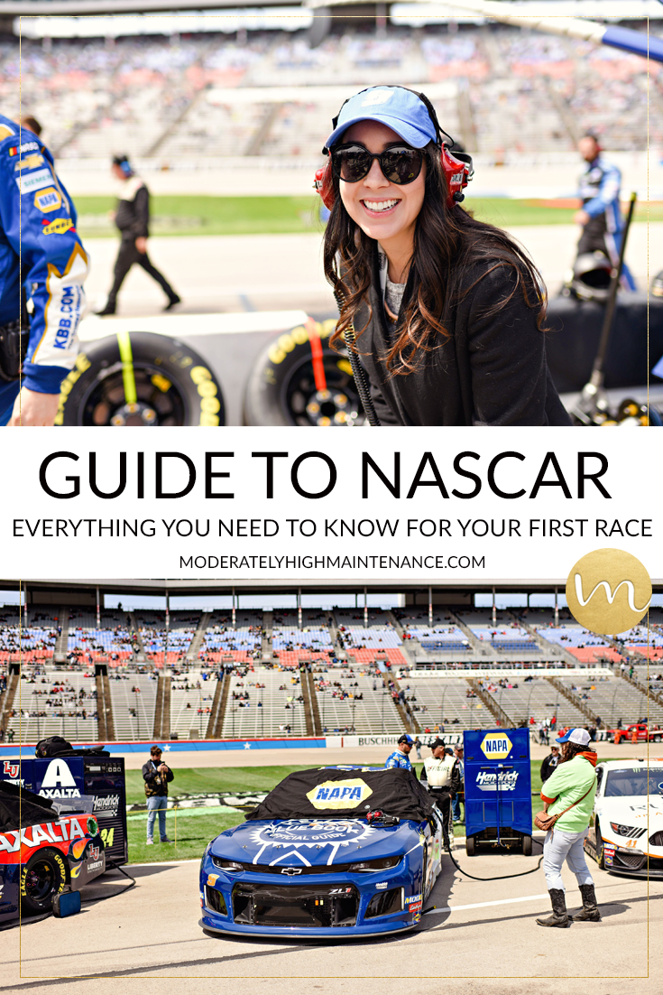 I recently went to my first NASCAR race but it surely will NOT be my last. Here is everything you need to know for your first race!