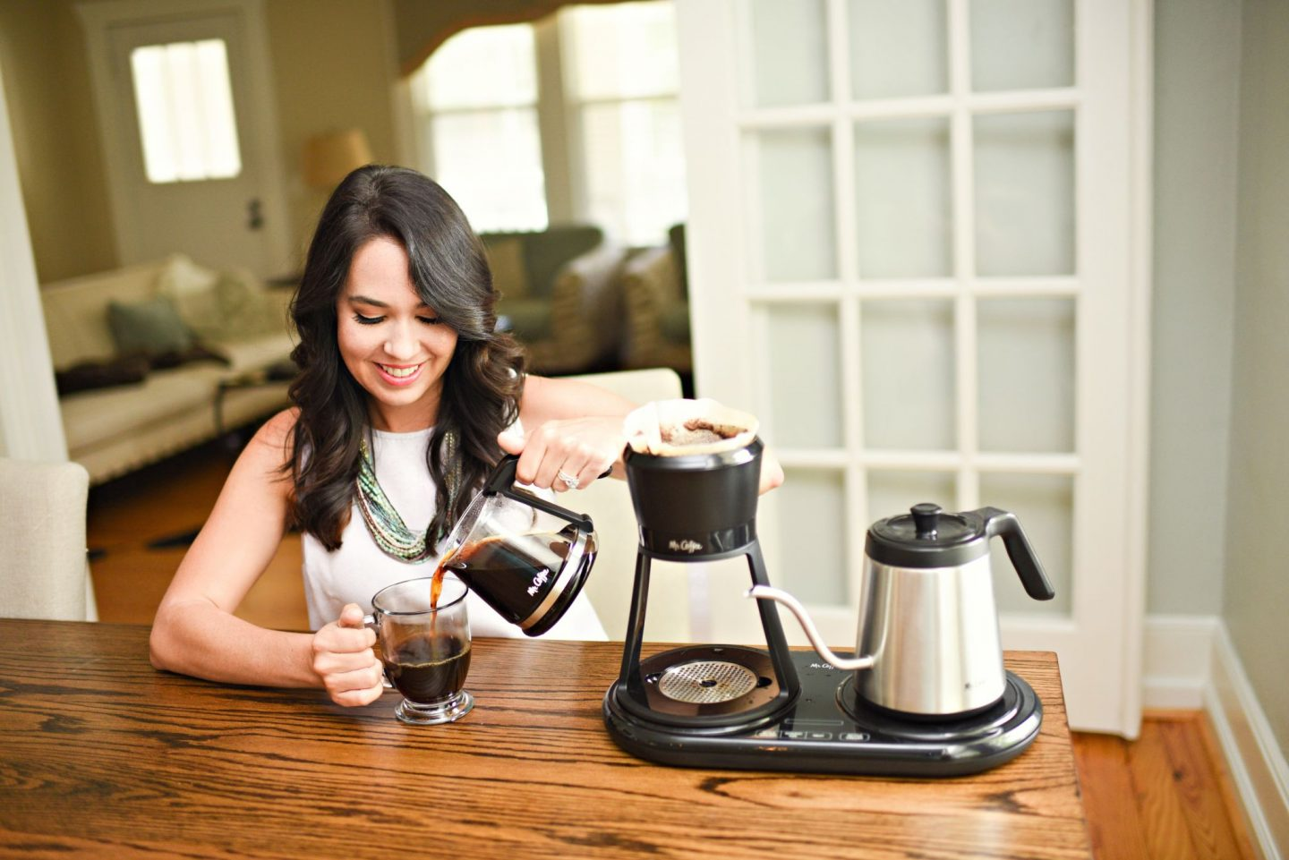 One brewing modality that has always been daunting to try is the pour over method. Here is how to make the perfect pour over coffee!