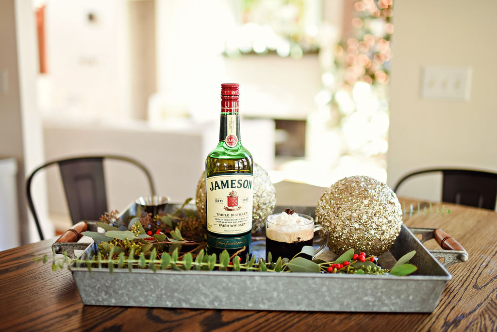 Holiday Party Drinks featured by top Atlanta lifestyle blogger, Moderately High Maintenance