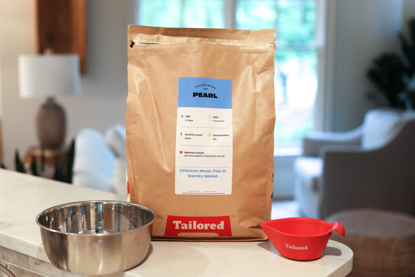 Tailored Personalized Pet Food