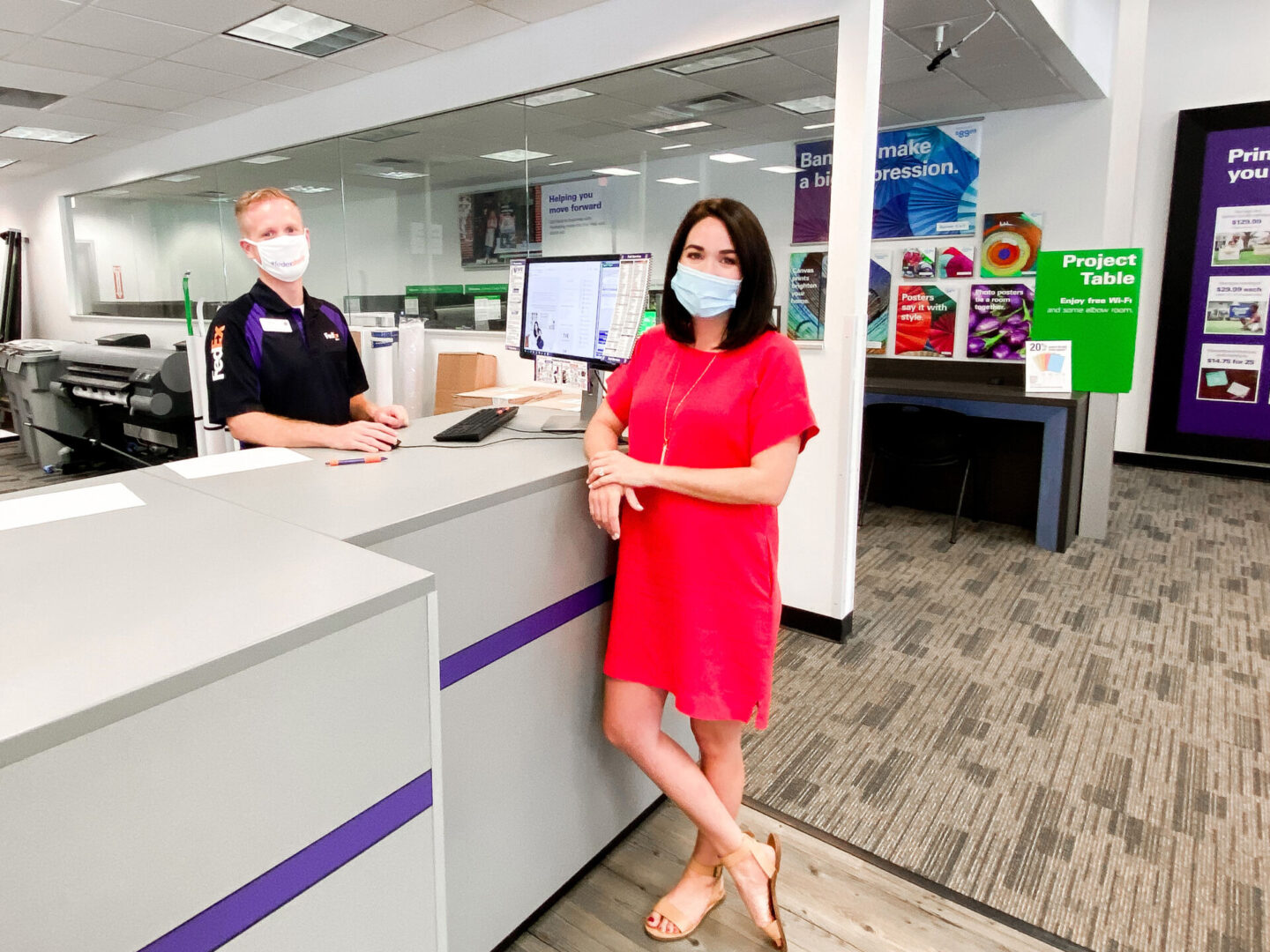Back to Business with FedEx Office