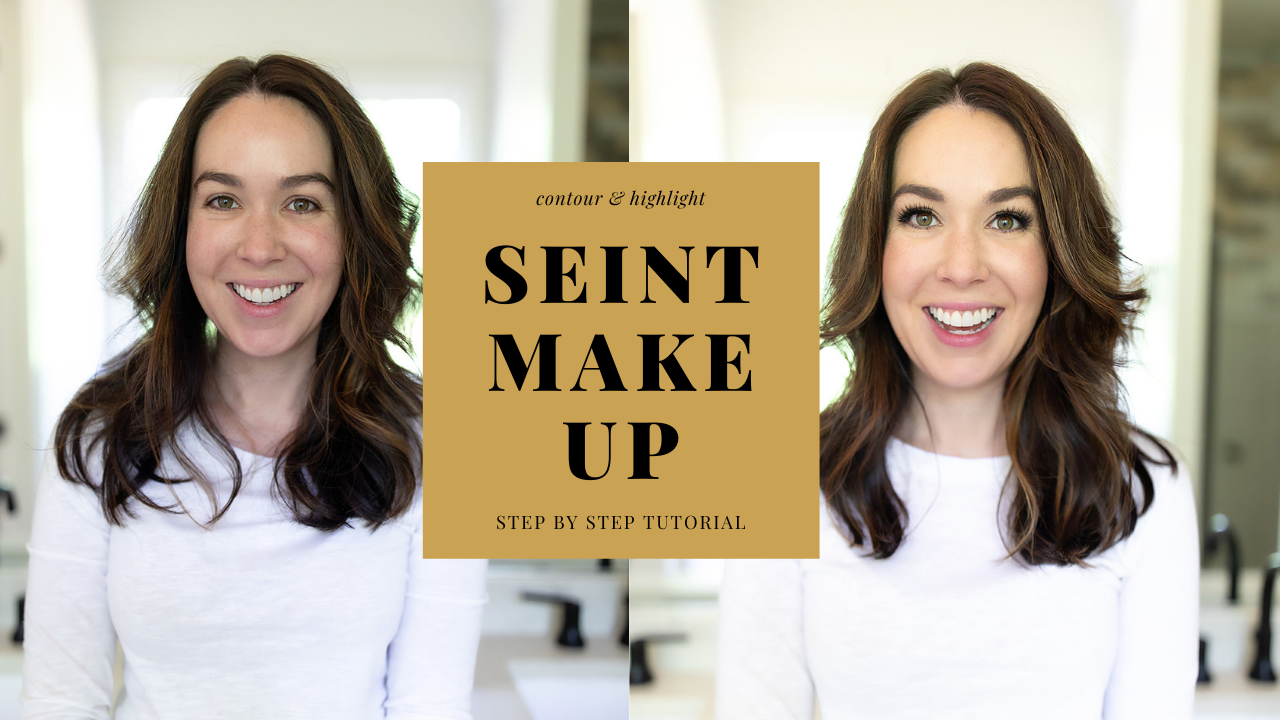 Seint Makeup: How to Contour Step by Step, a tutorial featured by top Seint artist, Madeleine of Moderately High Maintenance