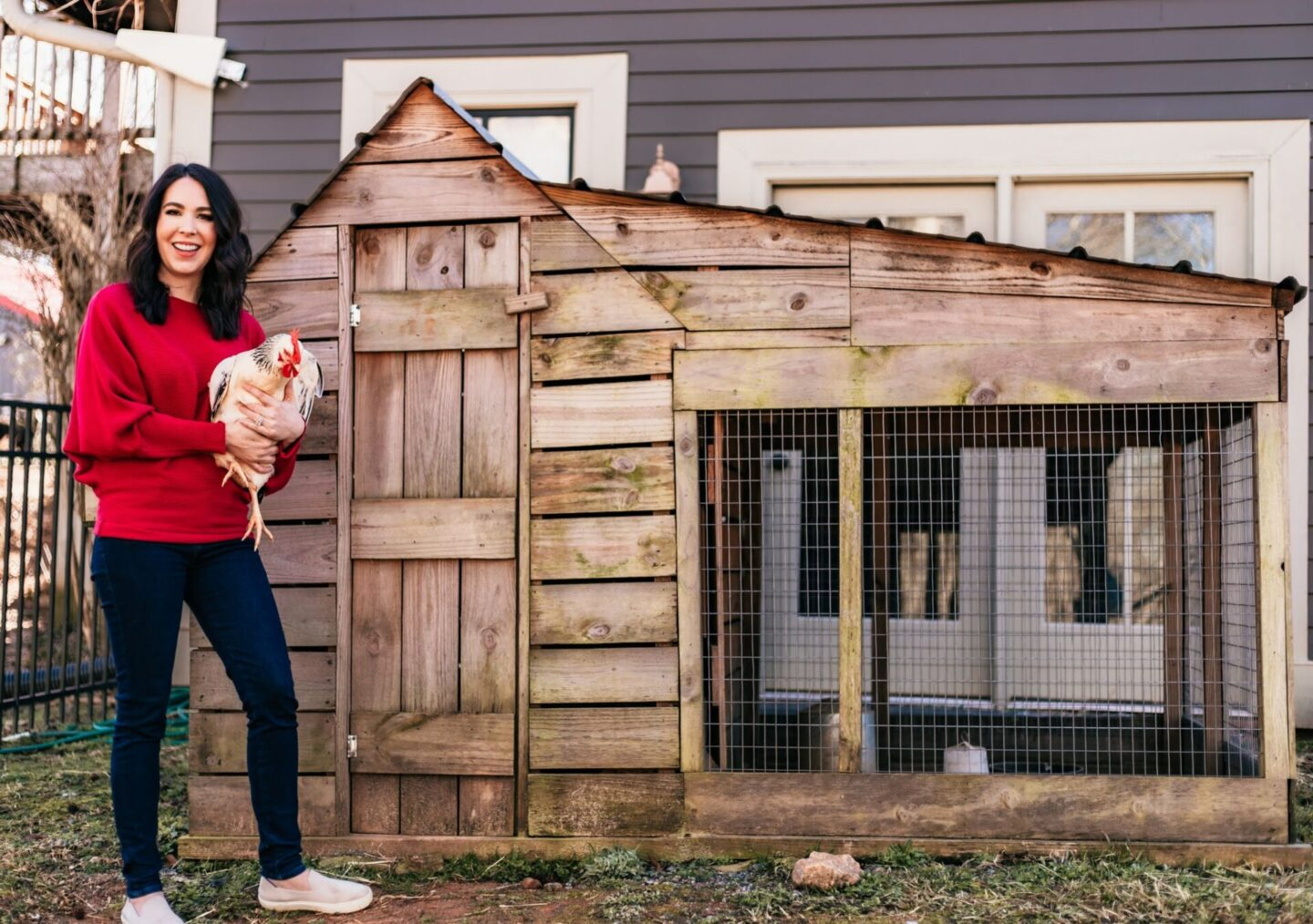 3 Fun Facts about Farm Fresh Eggs featured by top Atlanta lifestyle blogger, Moderately High Maintenance