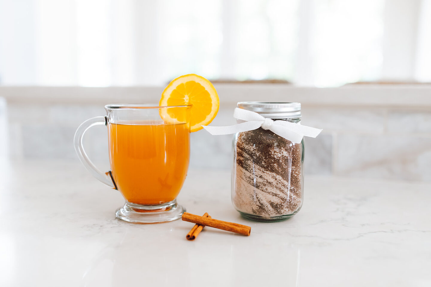 Friendship Tea Recipe perfect for Fall featured by top Atlanta luxury lifestyle blogger, Moderately High Maintenance
